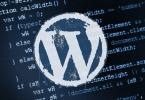 WordPress kod