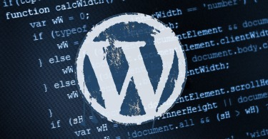WordPress kod
