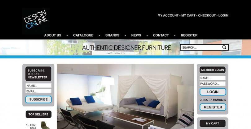 Design Online - internetový obchod