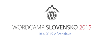 wordcamp slovensko logo