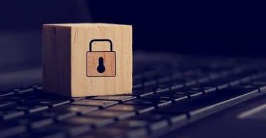 zámek a klávesnice