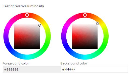 Nástroj pro odlišení barev