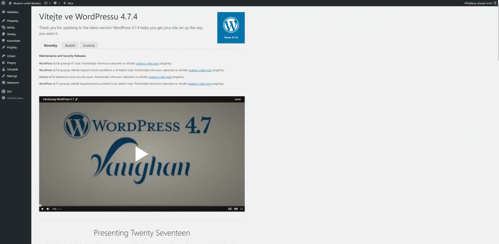 O WordPressu