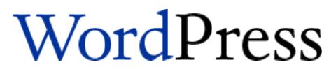 Originální WordPress logo