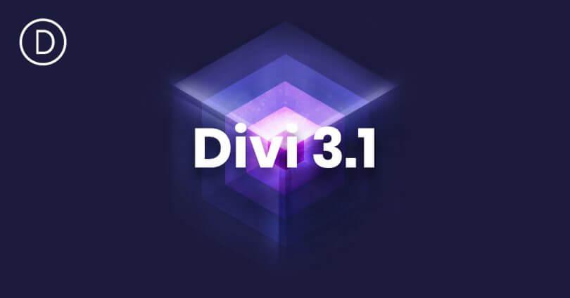 Divi 3.1