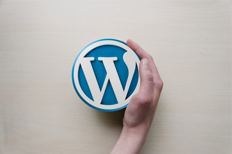 WordPress a ruka