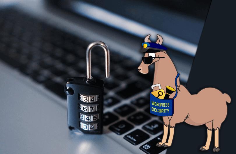 Zabezpečení WordPress stránky