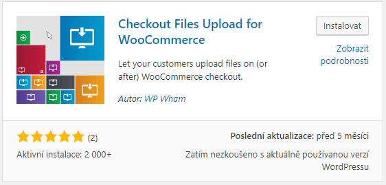 Checkout Files Upload for WooCommerce