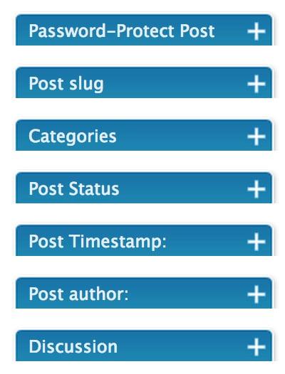 WordPress 2.0