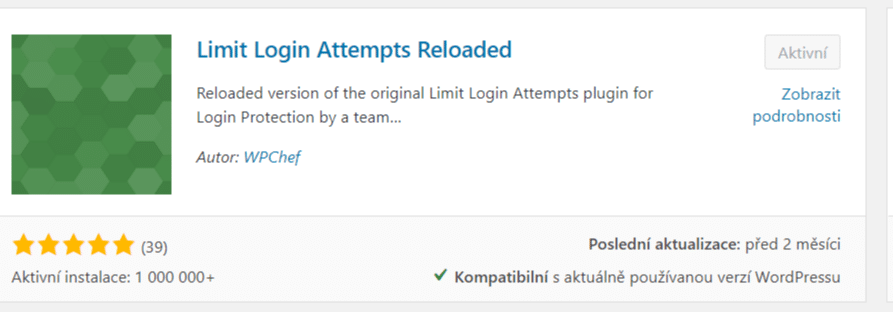 Plugin Limit Login Attempts Reloaded