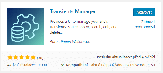 Transients Manager