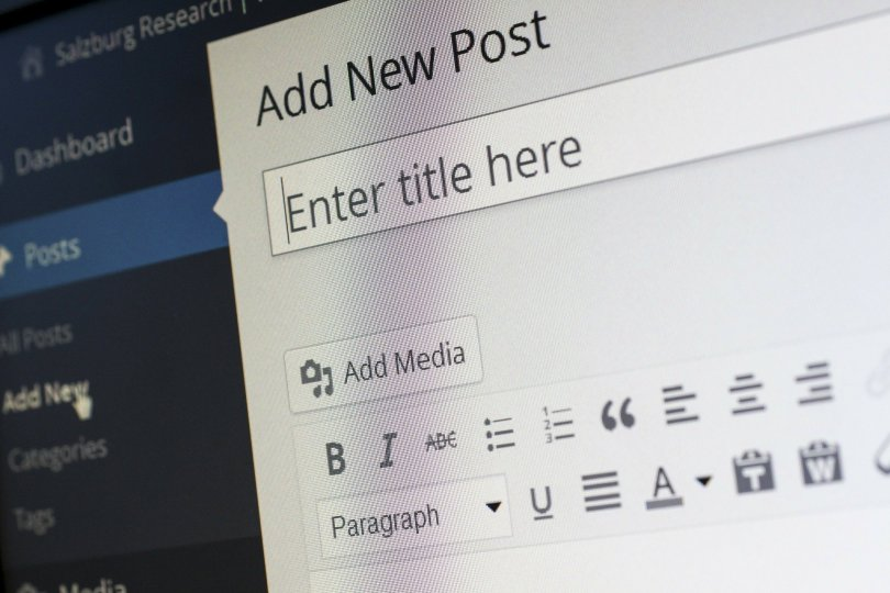 WordPress příspěvek