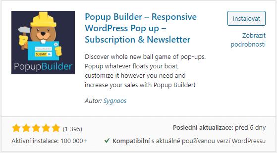 Plugin Popup Builder