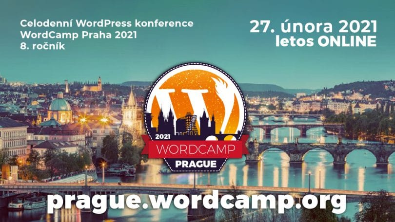 WordCamp Prague 2021